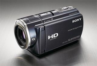 ビデオカメラ性能がさらに向上した新ハンディカム「HDR-CX550V、XR550V」