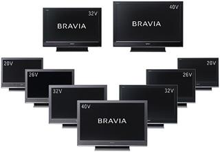 全機種DLNAに対応した新BRAVIA「Jシリーズ」発表!
