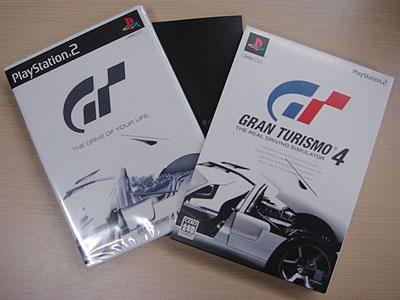 やっぱり買ったよ、GT4!
