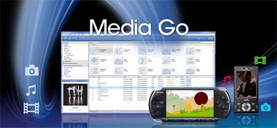 "PSPとPSP Go用のPCアプリ""Media Go""が1.2へバージョンアップで本格稼動。"