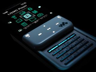 au、ソニーエリクソンの超小型ケータイ「Walkman Phone, Xmini」発表!