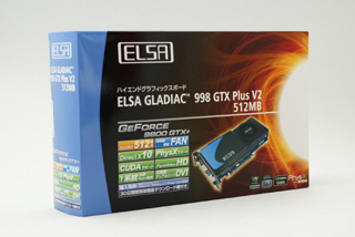 VAIO typeR masterに、NVIDIA GeForce9800GTX+を載せる。