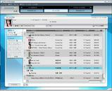 音楽管理ソフトは「SonicStage2.0」