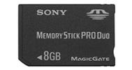 ついに発売!8GBのメモリースティックPROデュオ「MSX-M8GS」