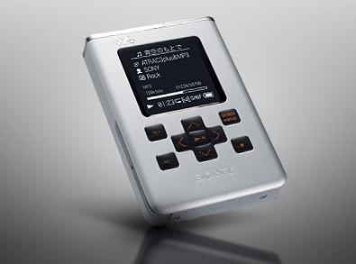 30GBのソニスタ限定ネットワークウォークマン現る。