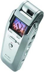 カメラ付きICレコーダー「ICD-CX50」