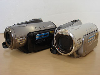 超気になる新ハイビジョンビデオカメラ「HDR-HC3」(その3)