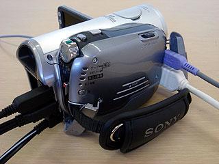 超気になる新ハイビジョンビデオカメラ「HDR-HC3」(その6)