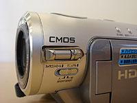 超気になる新ハイビジョンビデオカメラ「HDR-HC3」(その2)