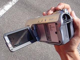 超気になる新ハイビジョンビデオカメラ「HDR-HC3」(その5)