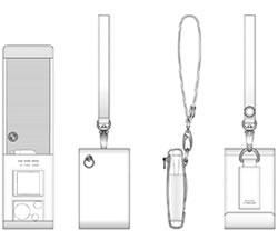 新HDDウォークマンのソニースタイル限定ケース(予定)