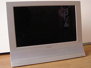 テレビチューナー内蔵ディスプレイ「MFM-HT75WS」