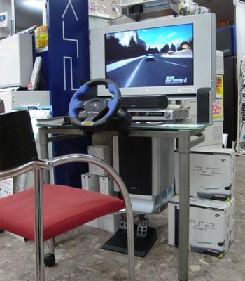 年末間際に作ったGT4簡単シミュレーター。
