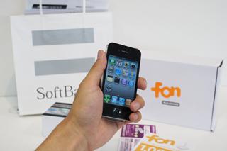やっと手に入れたiPhone4と、BUFFALOのWi-Fiルーター「DWR-PG」