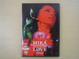 "DVD買った。「MIKA NAKASHIMA concert tour2004""LOVE""FINAL」"