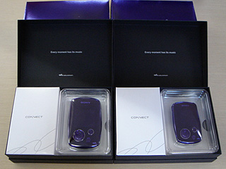 ウォークマンAシリーズ「NW-A1000」&「NW-A3000」!
