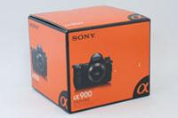 デジタル一眼レフカメラフラッグシップα900を触ってみた。