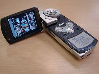 DSC-M2使って、動画撮りまくり!