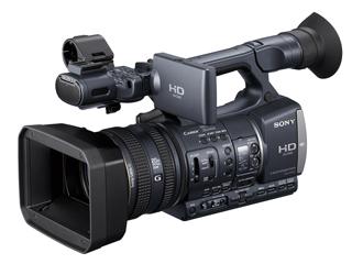 3CMOSハンディカムにダブルメモリータイプの「HDR-AX2000」登場!
