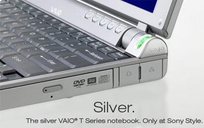 シルバーの「VAIO typeT」だと?