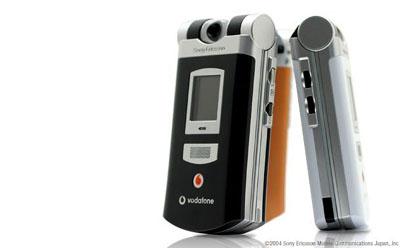Vodafoneに登場ソニエリ「Vodafone 802SE」