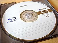 Blu-rayディスクに大容量の50GB タイプの「BNR50A」が追加。