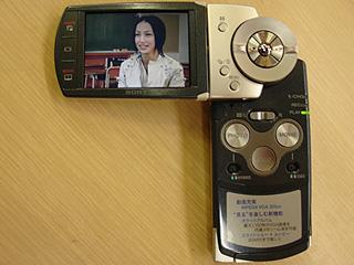 DSC-M2を動画プレーヤーとして使う!
