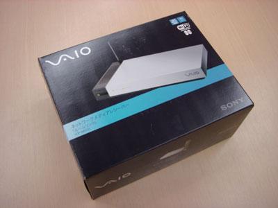 DLNA対応する予定のルームリンクVGP-MR100