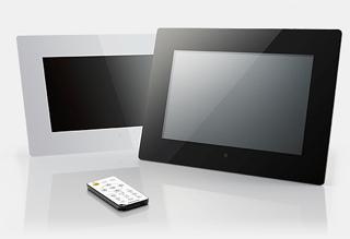 ちょっぴり気になるHDMI入力を持つONKYOのデジタルフォトフレーム。