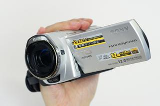コンパクトでも性能を妥協しないメモリーハンディカム「HDR-CX520V/500V」(その2)