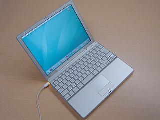 PowerBookに魅せられるー。
