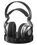 2.4GHzデジタル無線のワイヤレスヘッドホン「MDR-DS6000」