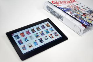 自分の手持ちの本をPDF化してSonyTabletを電子本として楽しむ。