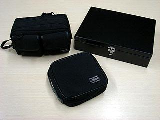 HDR-HC3専用ソニースタイル限定吉田カバン製ケースがやってきた!