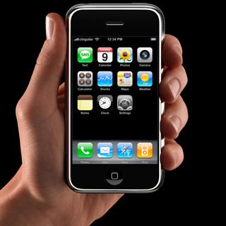Apple、ケータイ+iPodの「iPhone」を発表!