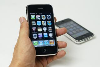 やっぱり本当に早いよ!「iPhone3GS」