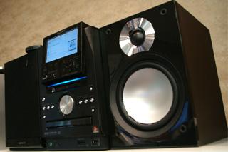 音楽サーバーとして使う「NAS-M90HD」(その1)