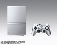 PS2とPSPに新色追加!