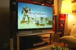 PS3の「ガンダムTarget in Sight」と「リッジ7」をやってみた。