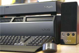 「VAIO typeR master」をレビュー(外観編)