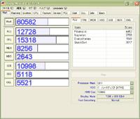 Core 2 Duo搭載VAIO typeSのベンチーマークテスト(その2)