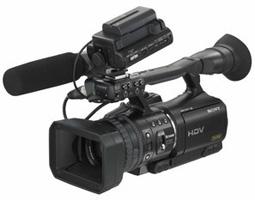 業務用3クリアビッドCMOSセンサー搭載HDVカムコーダー「HVR-V1J」発表